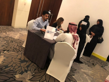 MENA participated in Tomouh 2018 Program in Saudi Arabia